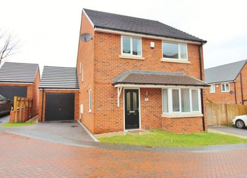 Thumbnail 4 bed detached house for sale in Newsome Close, Wombwell, Barnsley