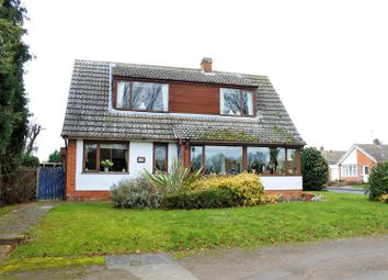Thumbnail 3 bed detached house for sale in Belvoir Road, Bottesford, Nottingham