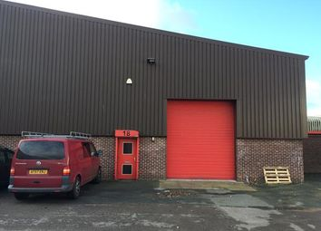 Thumbnail Light industrial to let in Unit 18, Queens Mill Industrial Estate, Queens Mill Lane, Huddersfield