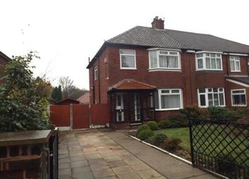 Thumbnail 3 bedroom semi-detached house for sale in Radcliffe Road, Bolton, Greater Manchester