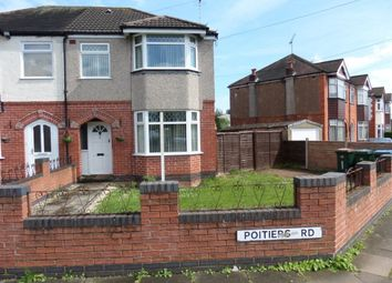 Thumbnail 3 bed property to rent in Poitiers Road, Cheylesmore