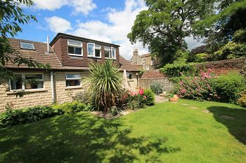 Thumbnail 4 bedroom detached bungalow to rent in Church Street, Warminster