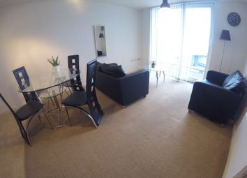 Thumbnail 2 bedroom flat to rent in Stillwater Drive, Sportcity, Manchester