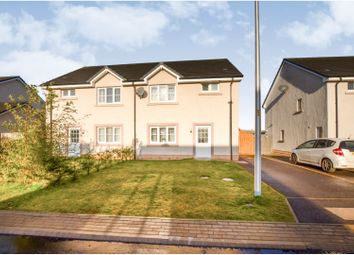Thumbnail 3 bed semi-detached house for sale in Barley Row, Dingwall