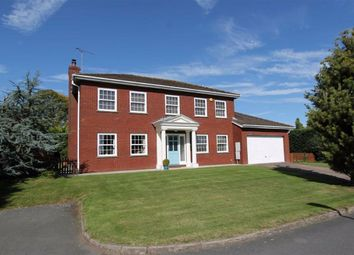 Thumbnail 5 bed detached house for sale in Weston Under Penyard, Ross-On-Wye