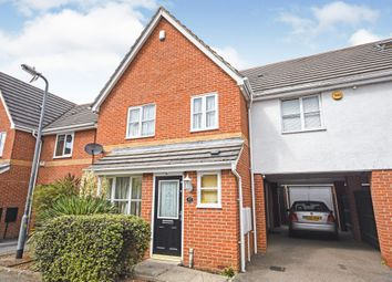 4 bed link-detached house for sale in Isaac Square, Great Baddow, Chelmsford CM2