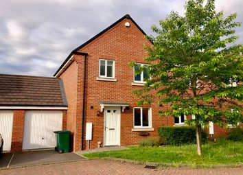 Thumbnail 3 bedroom end terrace house to rent in Border Court, Coventry