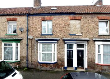 Thumbnail 3 bed terraced house for sale in George Street, Driffield