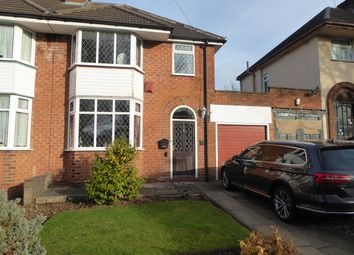 Thumbnail 3 bed semi-detached house for sale in Pakefield Road, Birmingham