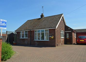 Thumbnail 3 bed detached bungalow for sale in Grange Lane South, Scunthorpe