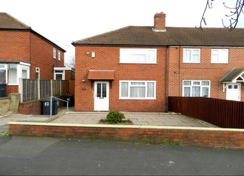Thumbnail 2 bedroom terraced house to rent in Heathland Avenue, Shard End, Birmingham