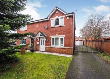 Thumbnail 3 bed semi-detached house for sale in Energy Street, Manchester, Greater Manchester