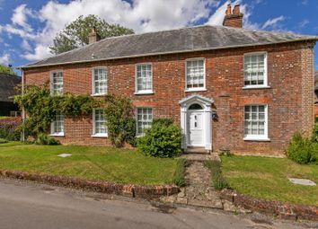 Down Street, Dummer, Basingstoke, Hampshire RG25. 4 bed detached house for sale