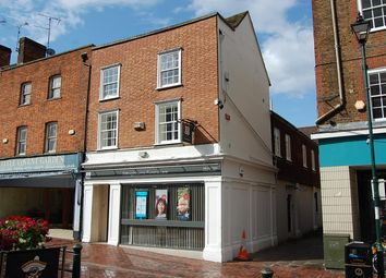 Thumbnail 2 bed flat to rent in High Street, Sittingbourne, Kent