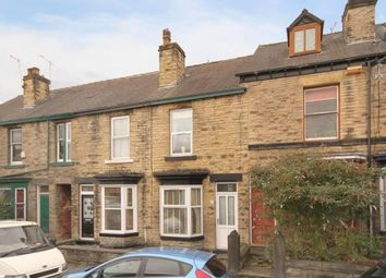 Thumbnail 2 bed terraced house for sale in Hawthorn Road, Sheffield, South Yorkshire