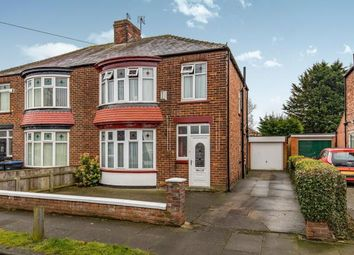 Thumbnail 3 bed semi-detached house for sale in Kirkgate Road, Middlesbrough, .