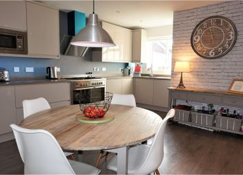 Thumbnail 3 bedroom terraced house for sale in Hollister Chase, Shenley Lodge