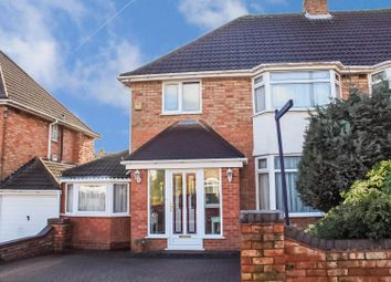 3 bed semi-detached house for sale in Woodford Avenue, Castle Bromwich, Birmingham B36