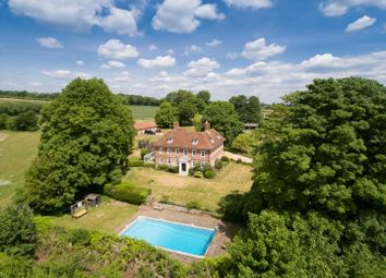 Bonhams Farm, Holybourne, Alton, Hampshire GU34.. 7 bed detached house for sale