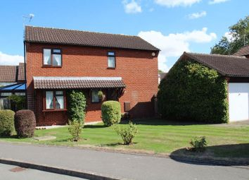 Thumbnail 4 bed detached house for sale in Magdalen Road, Wanborough, Swindon