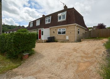 Thumbnail 3 bedroom semi-detached house for sale in Five Stiles Road, Marlborough, Wiltshire