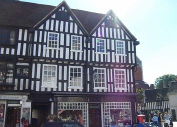 Thumbnail 1 bed flat to rent in High Street, Stratford-Upon-Avon