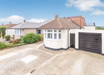 Thumbnail 3 bed semi-detached bungalow for sale in Goodwin Drive, Sidcup