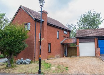 Thumbnail 4 bed detached house for sale in The Sidings, Irthlingborough, Wellingborough