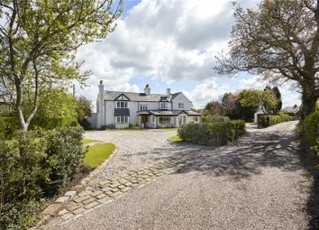 Thumbnail 4 bed detached house for sale in Moss Lane, Mobberley, Knutsford