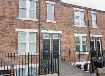 Thumbnail 2 bed flat for sale in Rawling Road, Bensham, Gateshead