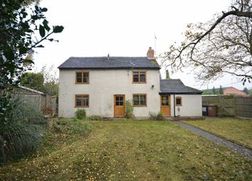 Thumbnail 4 bed detached house for sale in Dale End Road, Hilton, Derbyshire