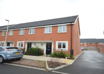 Thumbnail 3 bed end terrace house to rent in St. Agnes Way, Reading