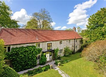 Thumbnail 6 bed detached house for sale in West End, Donhead St. Andrew, Shaftesbury, Wiltshire