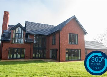 Thumbnail 5 bed detached house for sale in Great Woodcote Park, Off Topsham Road, Exeter