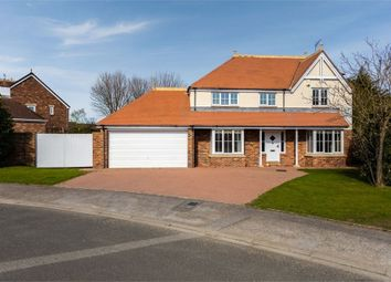 Thumbnail 4 bed detached house for sale in Blaise Garden Village, Hartlepool, Durham
