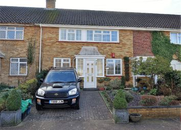 Thumbnail 3 bed terraced house for sale in Rosebery Avenue, Hythe, Southampton