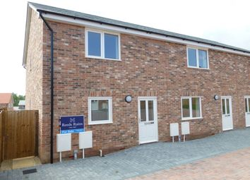 Thumbnail 3 bed terraced house for sale in King Edward View, South Littleton, Evesham