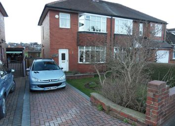 Thumbnail 3 bed semi-detached house for sale in Hedley Crescent, Wakefield