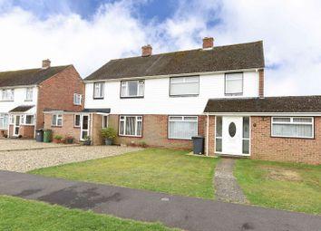 Thumbnail 3 bed semi-detached house for sale in Long Grove, Baughurst, Tadley