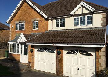 Thumbnail 5 bed detached house for sale in Swyn Y Nant, Tonyrefail, Porth, Glamorgan/Morgannwg