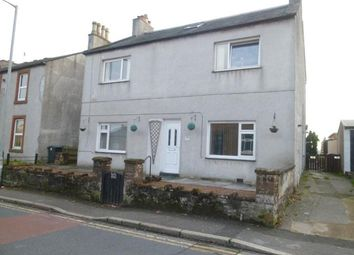 Thumbnail 2 bed flat to rent in 132 Lockerbie Road, Dumfries