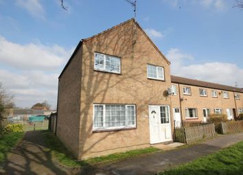 Thumbnail 3 bed end terrace house for sale in West Drive Gardens, Soham, Ely