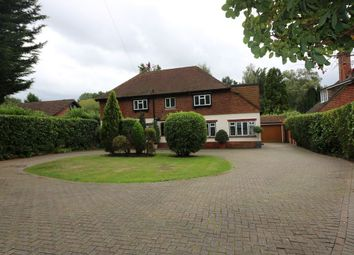 4 bed detached house for sale in Ruxbury Road, Chertsey KT16