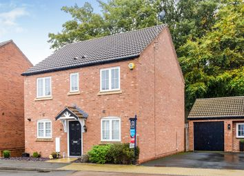 Thumbnail 4 bed detached house for sale in Stewards Field Drive, Birmingham