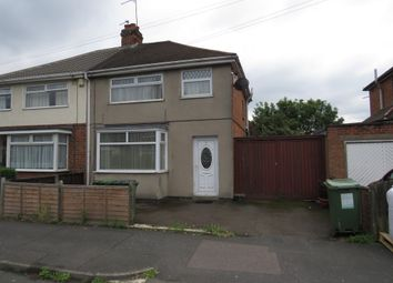 Thumbnail 3 bedroom semi-detached house for sale in Beech Drive, Braunstone, Leicester