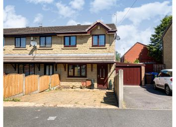 Thumbnail 3 bed semi-detached house for sale in Knowl Hill View, Heywood