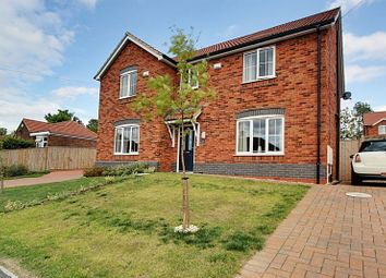 Thumbnail 3 bed semi-detached house for sale in Bowmandale, Barton-Upon-Humber