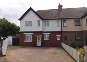 Thumbnail 3 bed semi-detached house for sale in Walthamstow, London, Uk