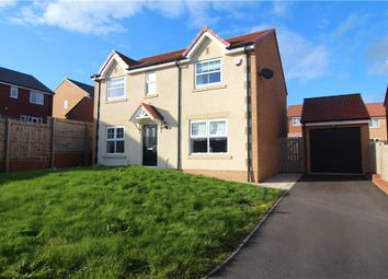 Thumbnail 4 bed detached house for sale in Chadwick Close, Ushaw Moor, Durham
