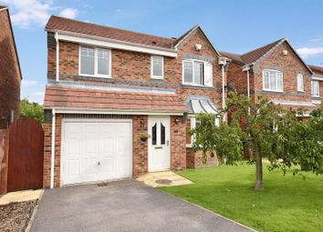 Thumbnail 4 bed detached house for sale in The Links, Crigglestone, Wakefield